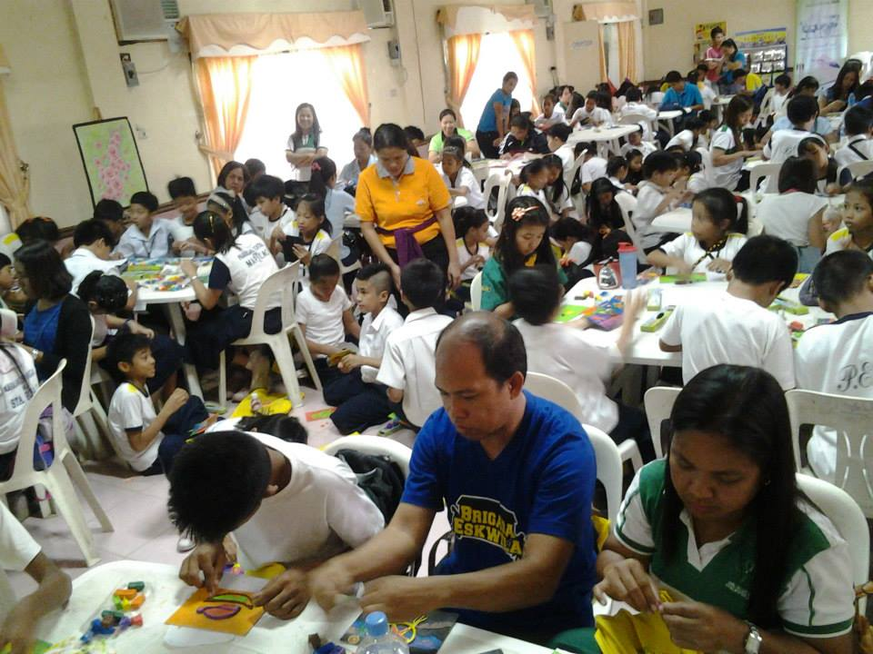 District Training Workshop on Visual Arts – Marilao Central School