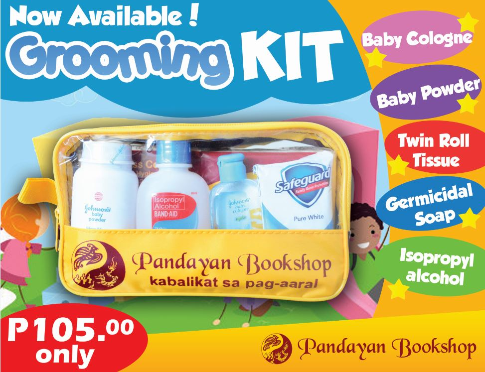 Now Available! Grooming Kit