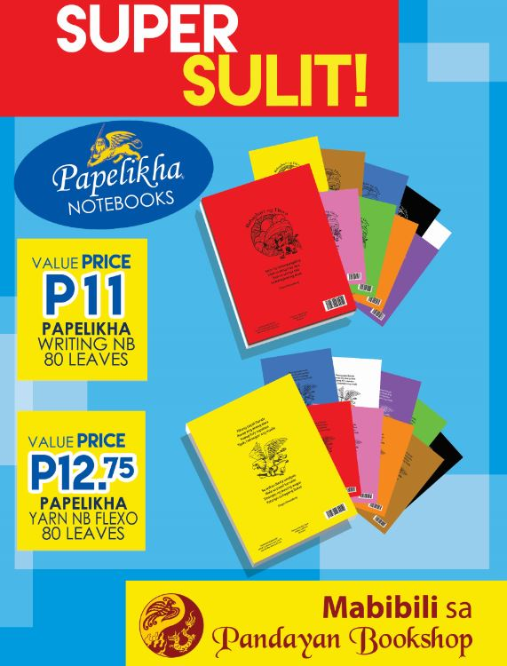 Super Sulit! Papelikha Notebooks