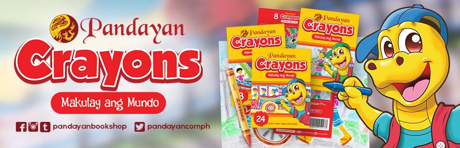 Pandayan Crayons