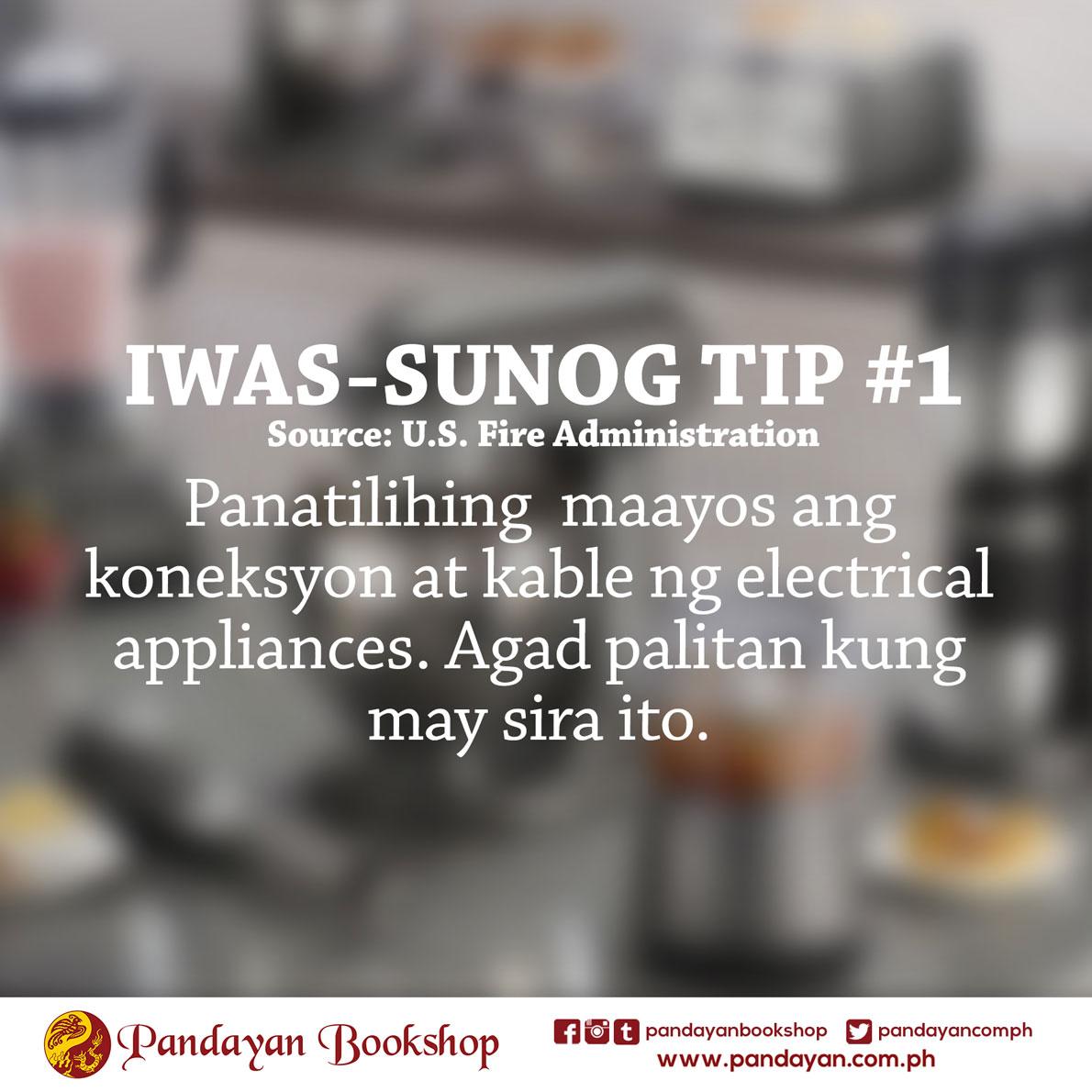 iwas-sunog-tip-#1