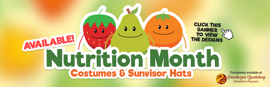 Nutrition Month Costumes & Sunvisor Hats