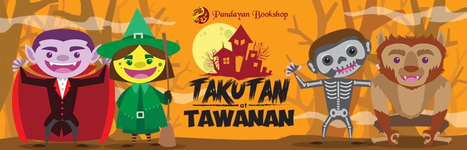 Takutan at Tawanan 2016
