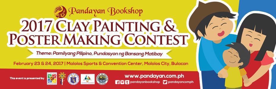 Pandayan bookshop kabalikat sa pag aaral for Clay mural making