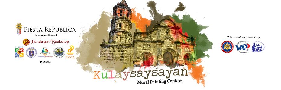 Kulaysaysayan: Mural Painting Contest