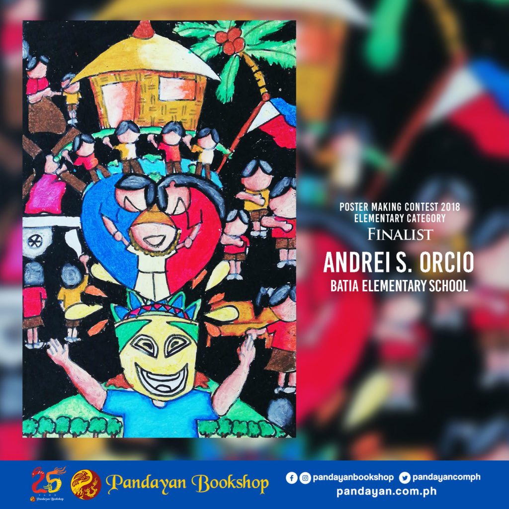sp2018  poster making contest  u2013 elementary category winners