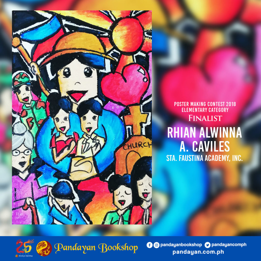 sp2018  poster making contest  u2013 elementary category