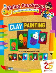 Clay Painting