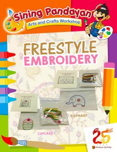 Freestyle Embroidery