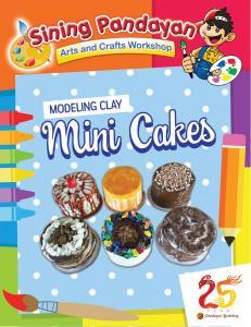 Modeling Clay Mini Cakes