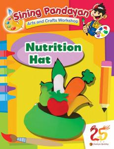 Nutrition Sunvisor Hat