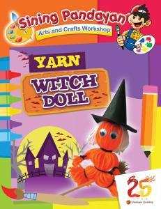 Yarn Witch Doll